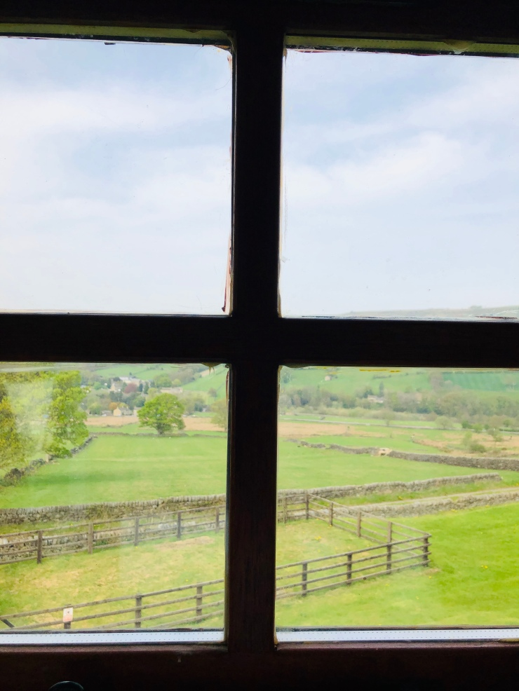 Countryside views foxhole farm Sheffield