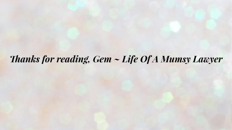 Life of a mumsy lawyer blogger mum blog