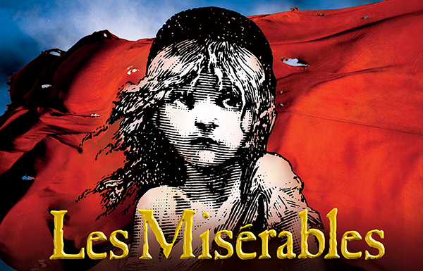 Les miserable London theatre west end