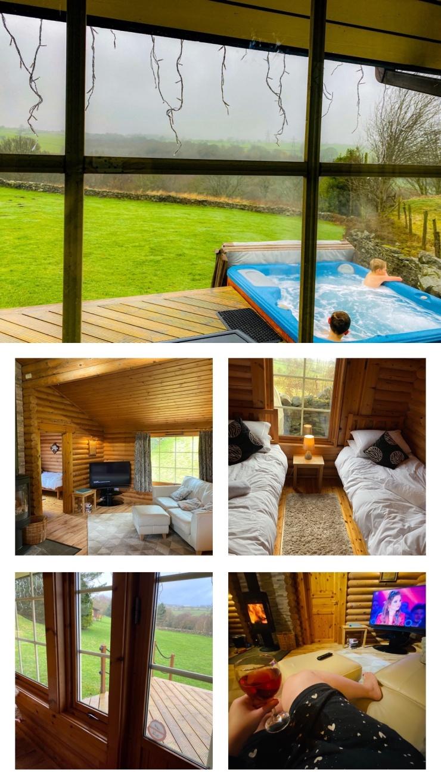 Faweather log cabins