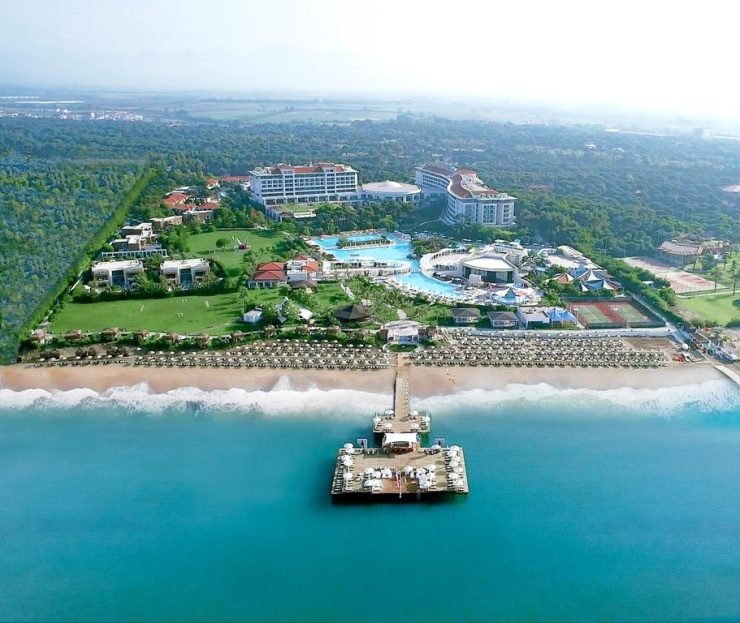Turkey Belek Ela Quality Resort